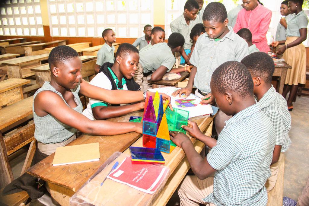 Etape de Lomé