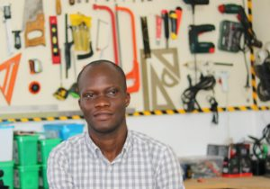 Ousia Assiongbon Foli-Bebe Founder and Executive Manager @EcoTecLab