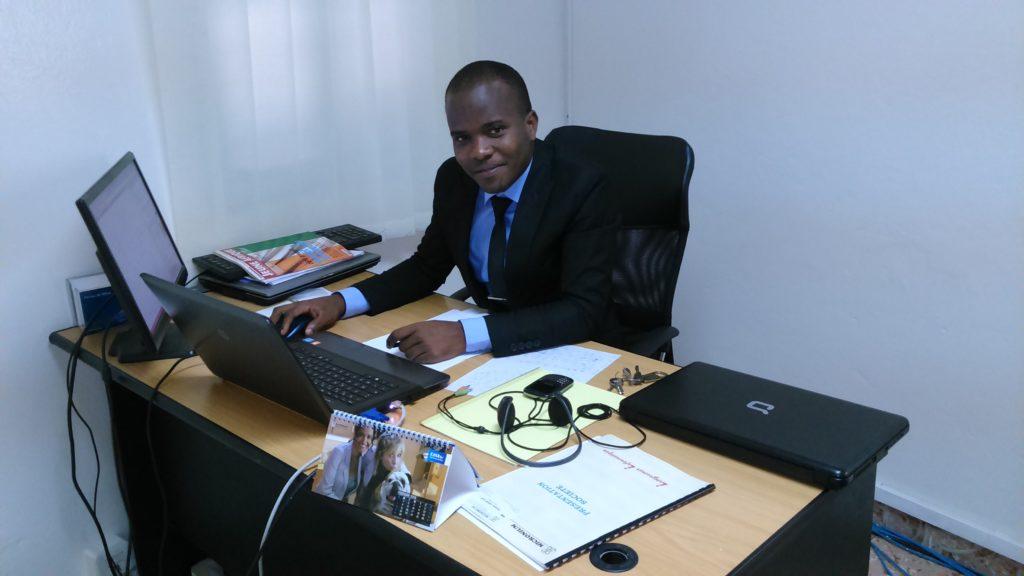 Koffi SANI, Ingénieur Informaticien